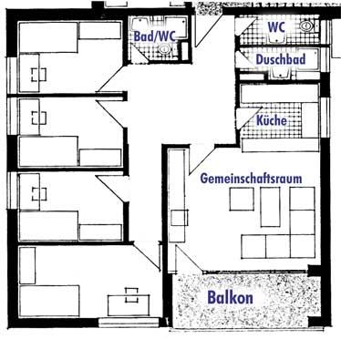 Studentenwerk oldenburg search 150 bis 200 euro for 4 zimmer wohnung oldenburg